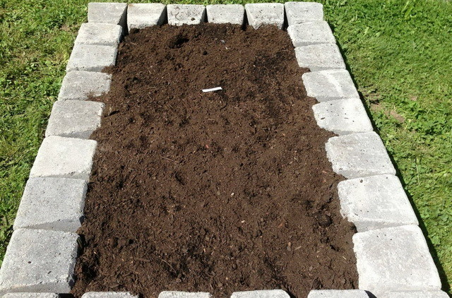How To Build A Raised Bed Vegetable Garden Diy Us2