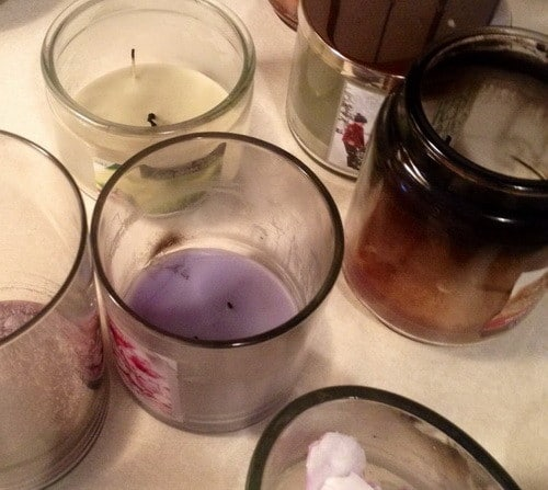 How To Make A New Candle From Your Old Candles_2