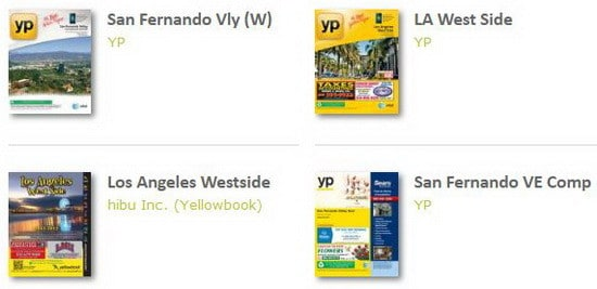 cancel yellow and white pages delivery