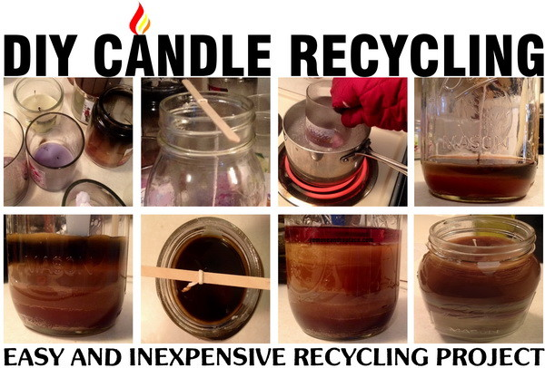 candle recycle
