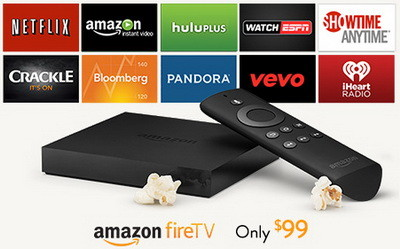 watch netflix on the new amazon fire tv
