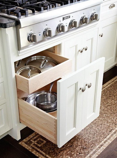 Kitchen pots and pans storage ideas_02