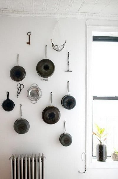 Kitchen pots and pans storage ideas_16