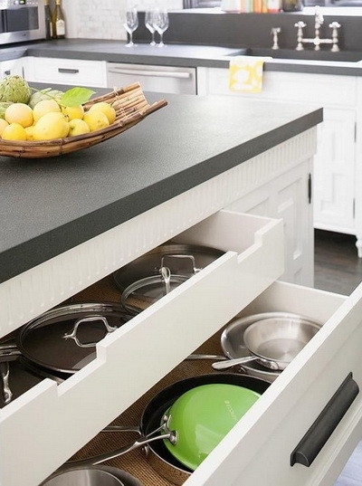 Kitchen pots and pans storage ideas_17