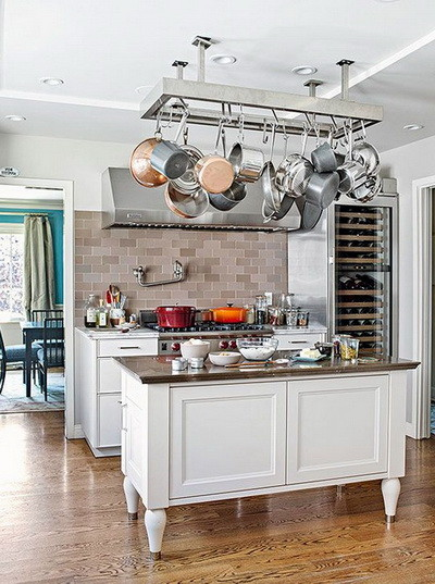 30 Kitchen Pots And Pans Storage Solutions