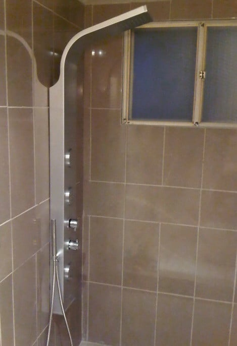 Replacing Bath With Walk In Shower how to convert a bathtub into a luxury walk in shower
