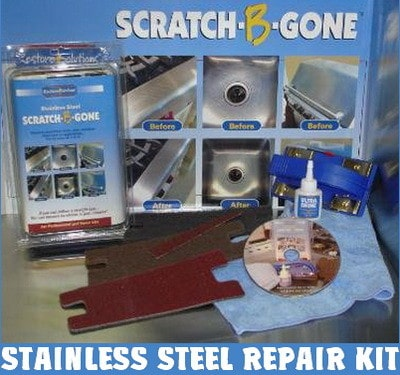 Best Ways To Remove Scratches From Stainless Steel