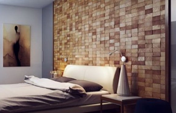 35 unique accent wall ideas removeandreplacecom for Amazing options for accent wall ideas
