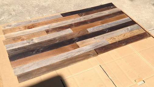 How To Make A Headboard From Recycled Wood_3