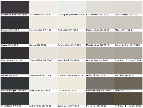 the perfect accent wall paint colors