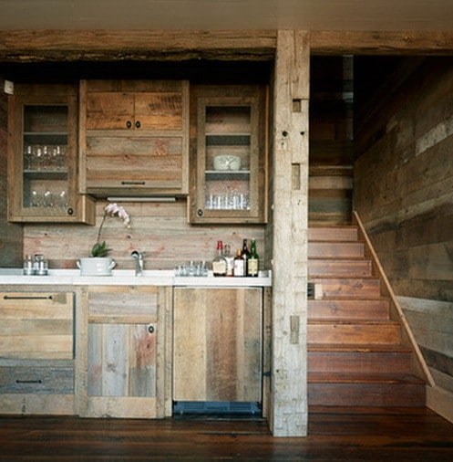 30 DIY Pallet Wall Ideas | RemoveandReplace.com