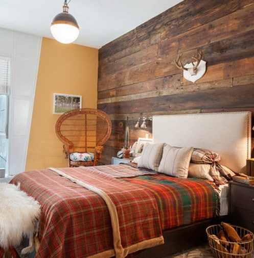 30 DIY Pallet Wall Ideas_09