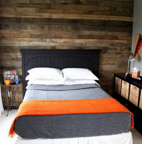 30 DIY Pallet Wall Ideas_27