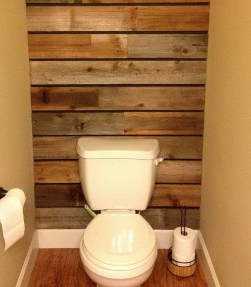 30 DIY Pallet Wall Ideas_29