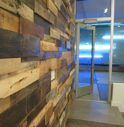 30 DIY Pallet Wall Ideas_30