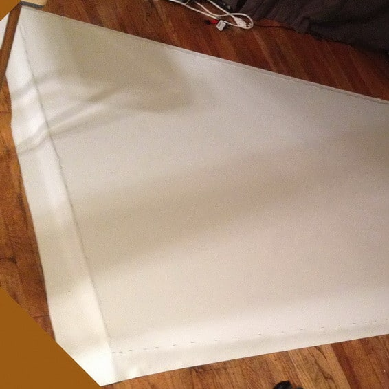 DIY PROJECTOR SCREEN_7