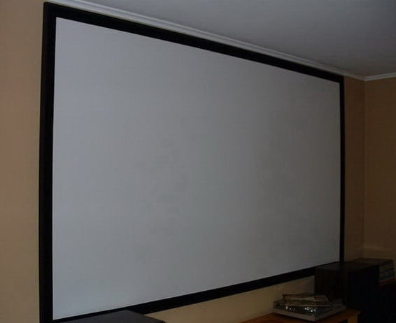 DIY PROJECTOR SCREEN_9