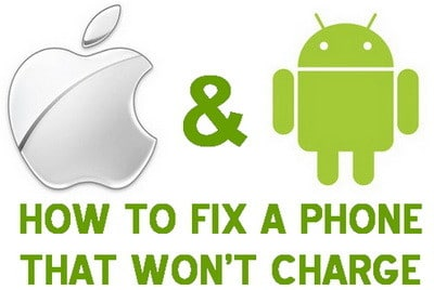 How To Fix A Phone That Won't Charge Correctly