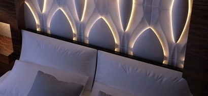 LED Lighting Headboard Ideas_05