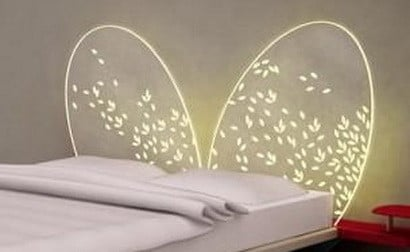 LED Lighting Headboard Ideas_15