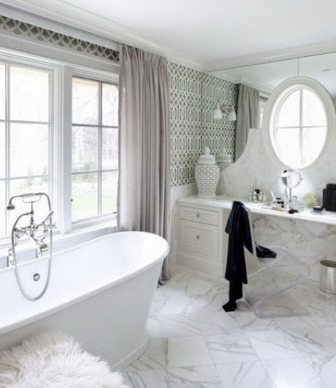 Marble Bathroom Ideas_06