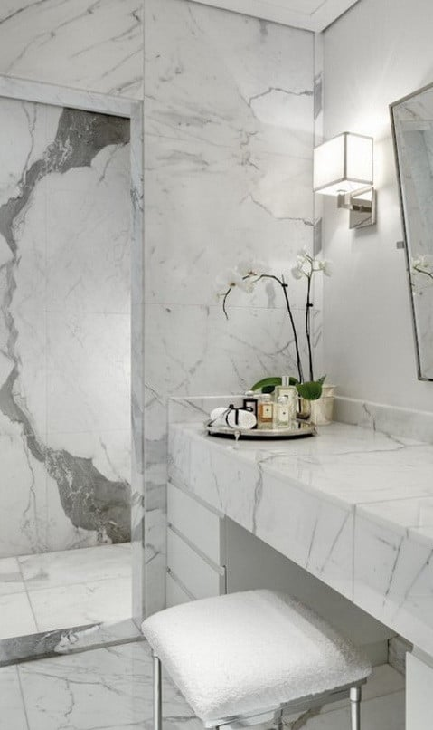 Marble Bathroom Ideas_13