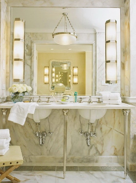 Marble Bathroom Ideas_15