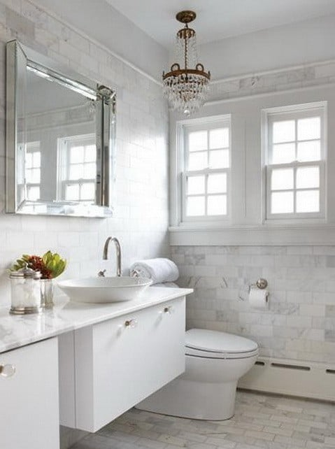 Marble Bathroom Ideas_16
