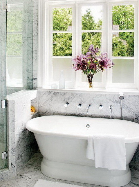 Marble Bathroom Ideas_17
