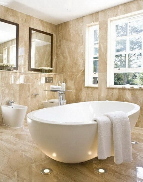Marble Bathroom Ideas_18
