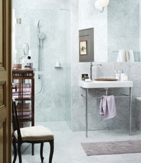 Marble Bathroom Ideas_19