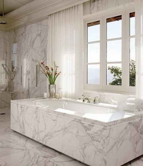 Marble Bathroom Ideas_21