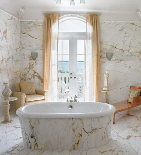 Marble Bathroom Ideas_22