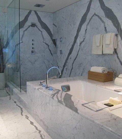 Marble Bathroom Ideas_23