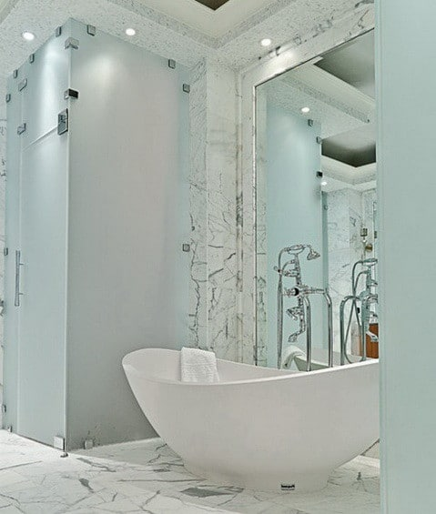 Marble Bathroom Ideas_24