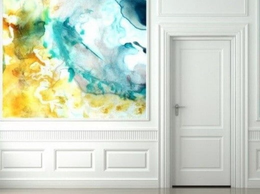 Painting Your Walls With Watercolors - 25 Ideas_04