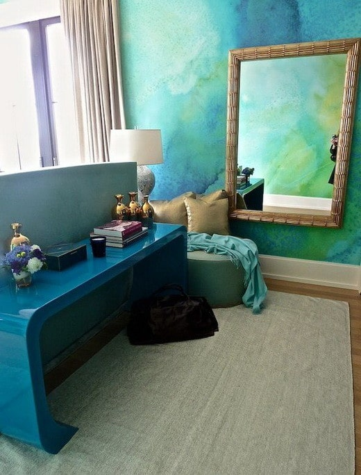 Painting Your Walls With Watercolors - 25 Ideas_15