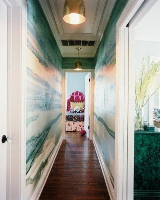 Painting Your Walls With Watercolors - 25 Ideas_24