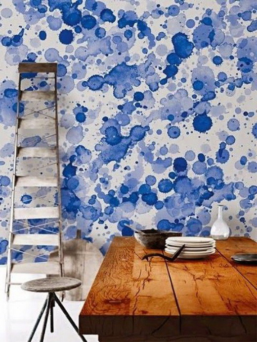 Painting Your Walls With Watercolors - 25 Ideas_25
