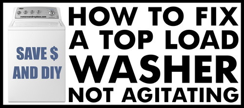 washer no agitate