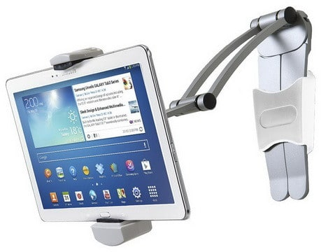 Digital 2-In-1 Kitchen Mount Stand for iPad AiriPad mini and All Tablets