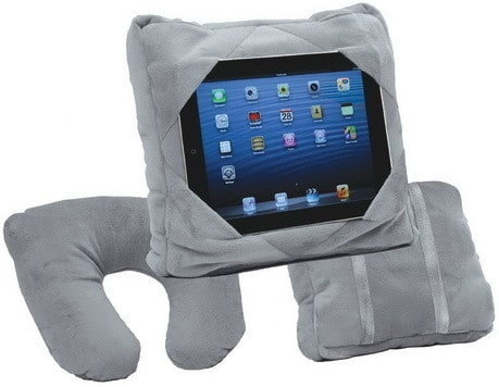GOGO Tablet iPad Pillow As seen on TV