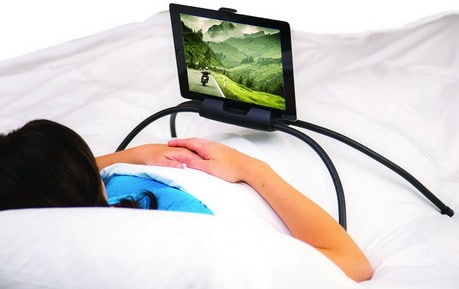 Tablift Universal Tablet Holder by Nbryte for the Bed and Sofa