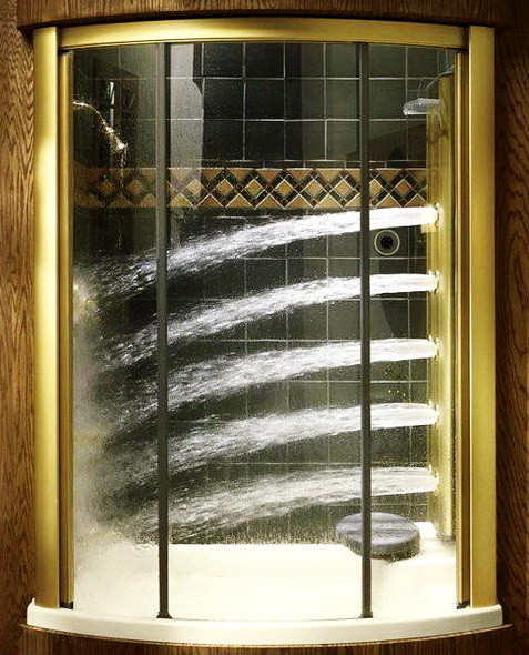 Unique Shower Designs & Ideas_01
