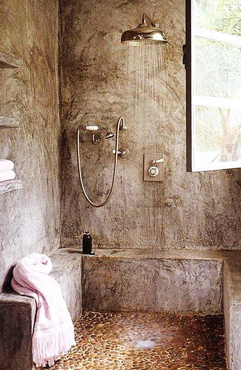Unique Shower Designs & Ideas_15