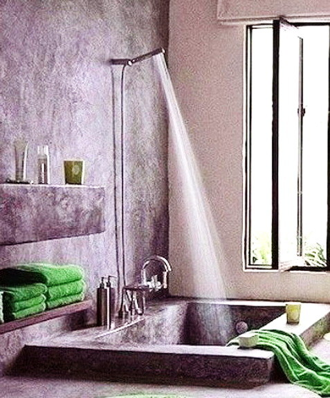 Unique Shower Designs & Ideas_16