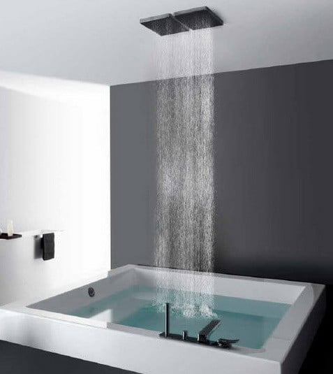 Unique Shower Designs & Ideas_17