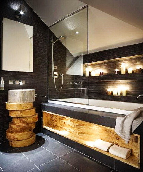 Unique Shower Designs & Ideas_21