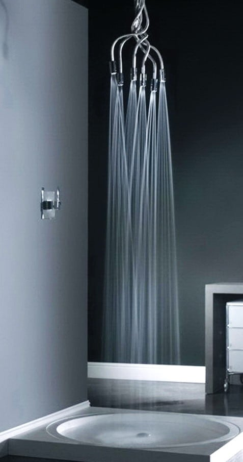 Unique Shower Designs & Ideas_29
