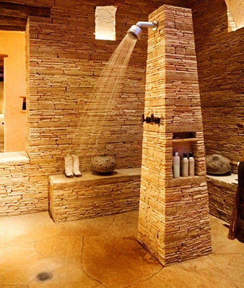Unique Shower Designs & Ideas_30